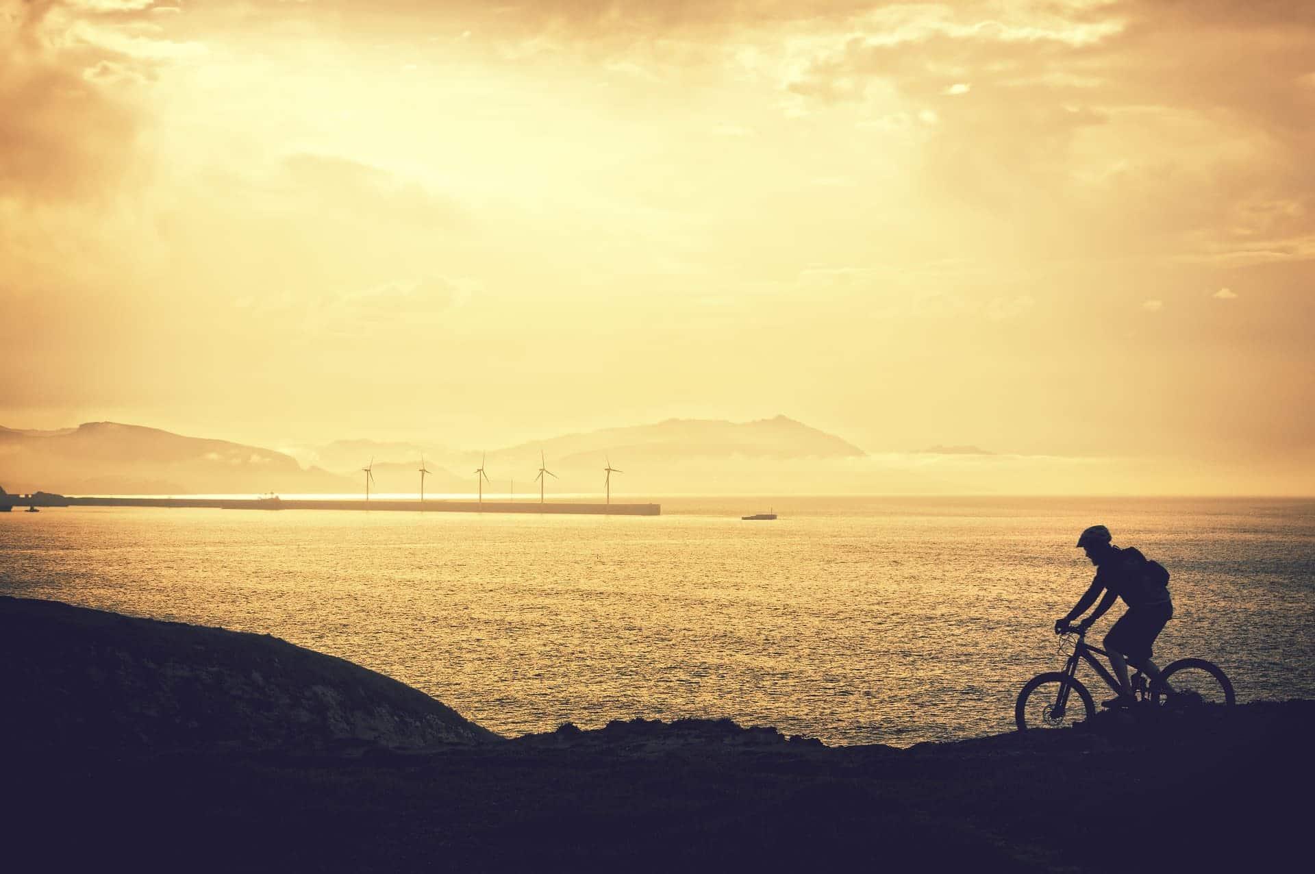 Morning Bike Rides, Smiles & the Now